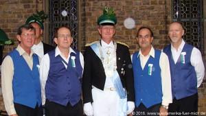 2009-07-19 Brasilianer mit König