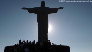 2016-02-08 Corcovado mit Christusstatue