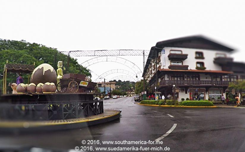 Brasilien 2016 – Tag 10 – Regen im Märchenland