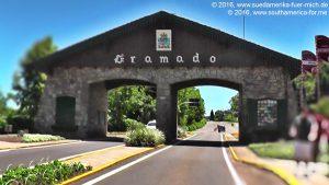 Stadtor Gramado (DE 2)