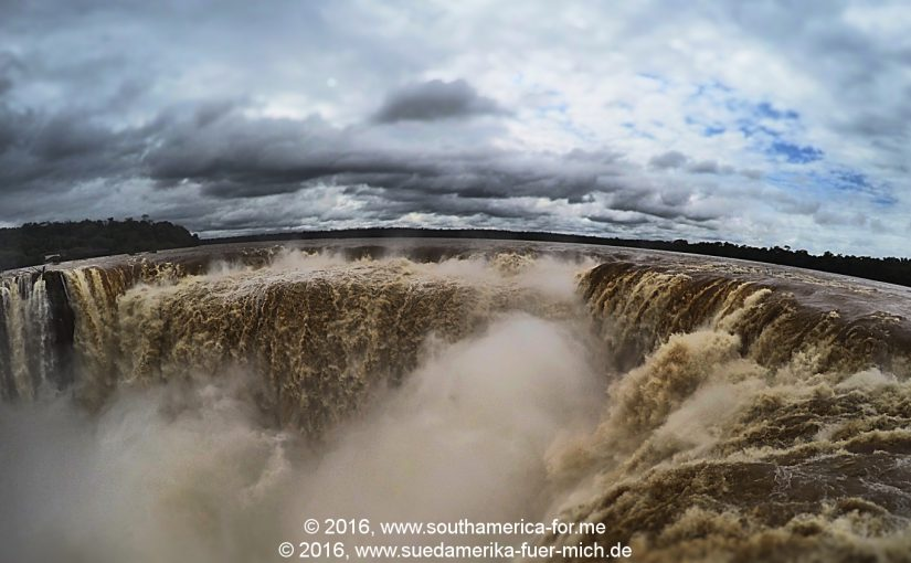 Das Große Wasser – Iguaçu – 01 – Übersicht