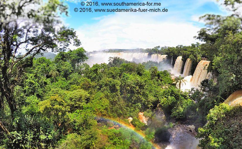 Das Große Wasser – Iguaçu – 03 – Argentinischer Park