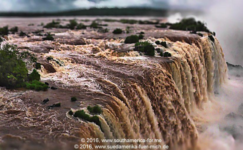 Das Große Wasser – Iguaçu – 02 – Brasilianischer Park