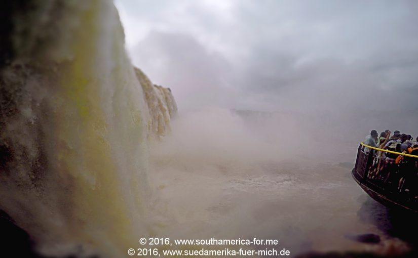 Brasilien 2016 – Tag 12 – Das Große Wasser