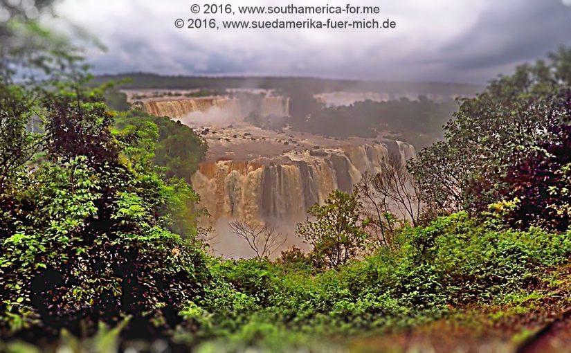 Video zu den Wasserfällen von Iguaçu