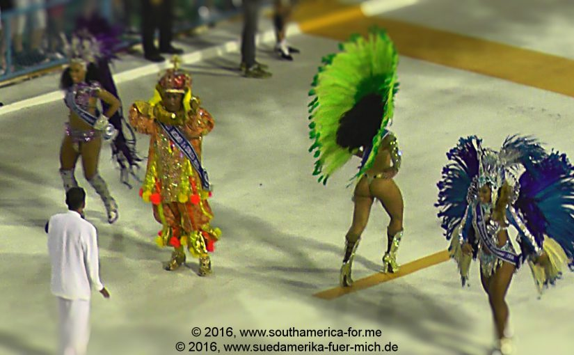 Video: Einstimmung auf den Karneval in Rio