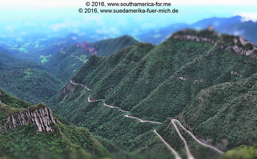 Video: Serra do Rio do Rastro – phantastisch