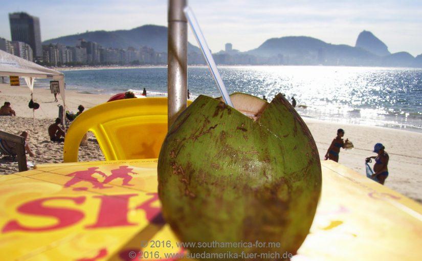 Brasilien 2016 – Tag 16 – Die Kralle am Hals