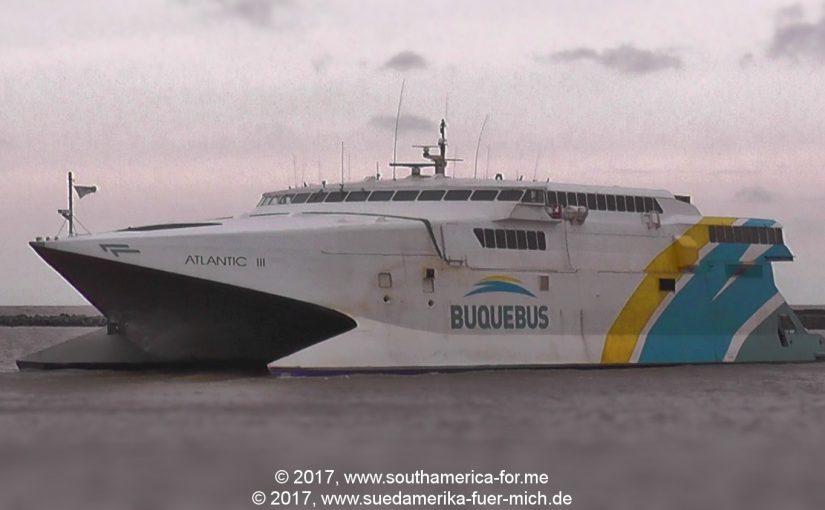 Fähren zwischen Uruguay und Argentinien