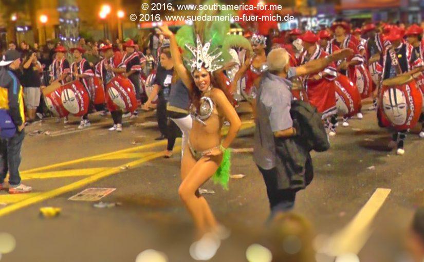 Der längste Karneval der Welt