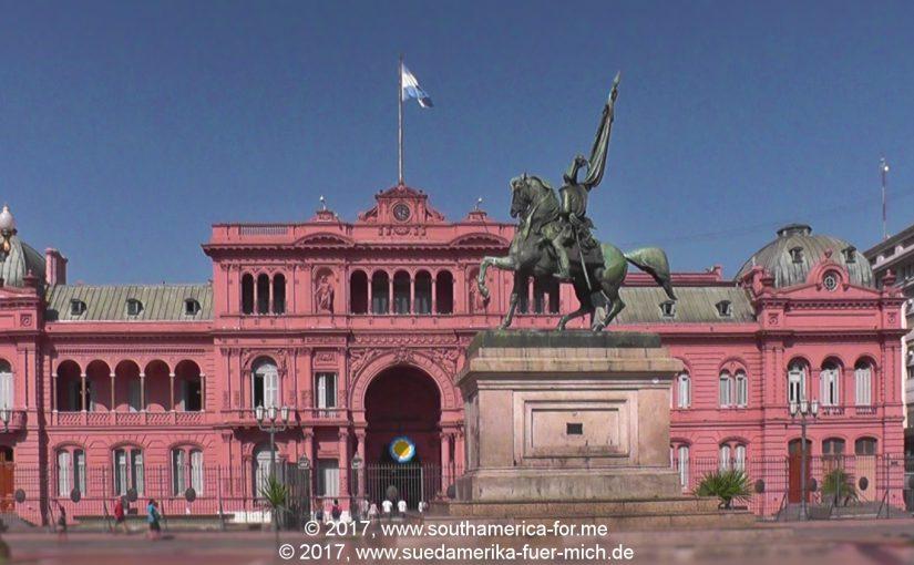 Die Casa Rosada