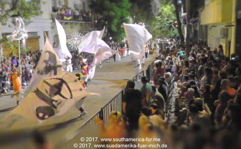 Karneval in Uruguay