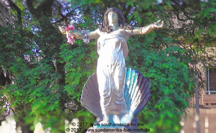 Festtag der Meeresgöttin Yemanjá