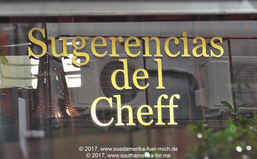 Buenos Aires – Ein Bummel durch die Innenstadt