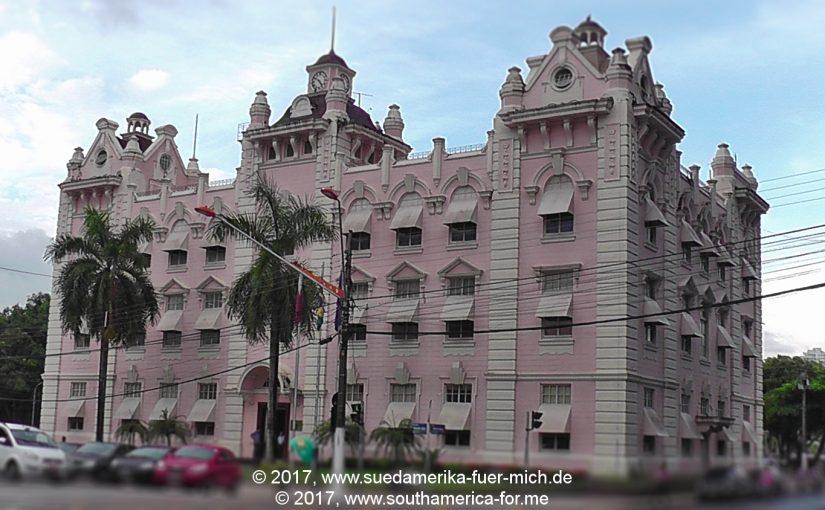 Amazonas – Anreise nach Belém