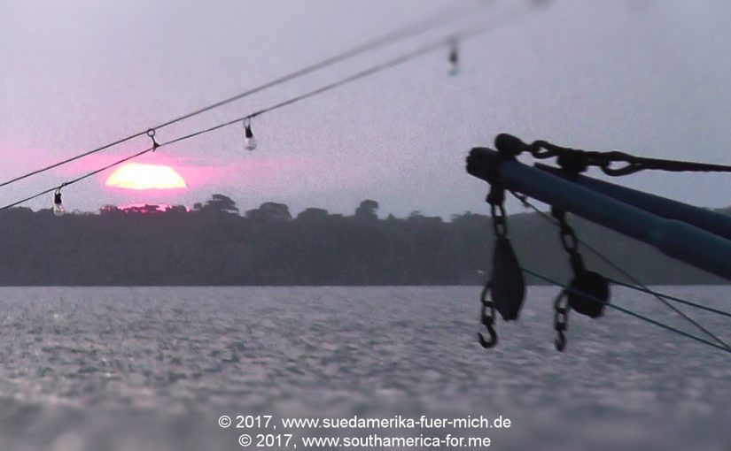 Amazonas – Der Tag bricht an