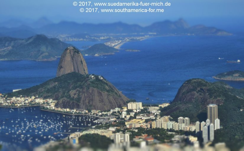 Rios City Lights – hautnah